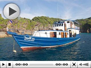 Burma liveaboard, MV Thai Sea