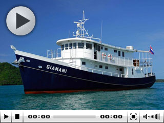 MV Giamani - Phuket liveaboard diving