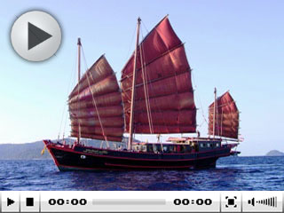 Thailand Liveaboard, the SY June Hong Chian Lee