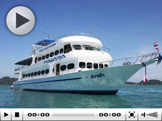 MV Pawara for Phuket liveaboard cruises
