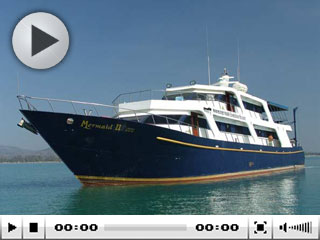 Bali liveaboard, the MV Mermaid II