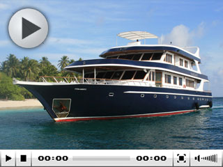 Maldives liveaboard, the Ocean Divine