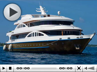 The Maldive Islands liveaboard, MV Orion