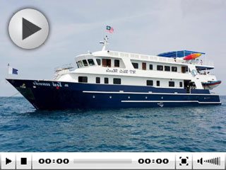 Indonesia liveaboard, the KM Raja Manta
