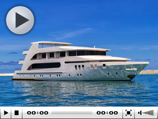 Maldives liveaboard diving charters with the Adora