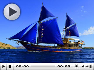 Indonesia liveaboard, Moana in Komodo