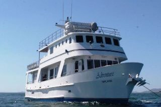 Cocos liveaboard, MV Adventure