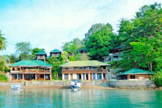 Bastianos Resort in Lembeh