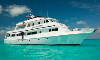 The Belize Aggressor III liveaboard