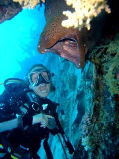 PADI Adventure Diver mit Dive The World