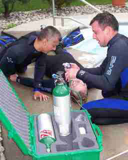 PADI Emergency First Response with Dive The World
