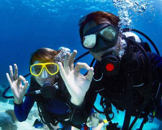 PADI Open Water Diver Course with Dive The World