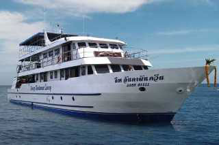 Burma liveaboard, MV Deep Andaman Queen