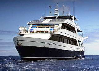 Galapagos cruises on MY Eric with Ecoventura