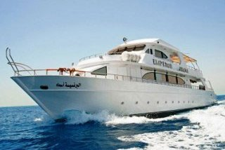 Red Sea liveaboard, the Emperor Asmaa