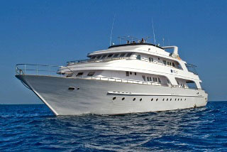 Hurghada Liveaboard, MY Felo in the Red Sea