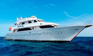 Liveaboard diving in the Red Sea with the MY Galaxy