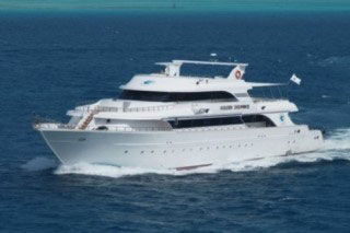 MY Golden Dolphin II Egypt liveaboard cruises to the southern Red Sea