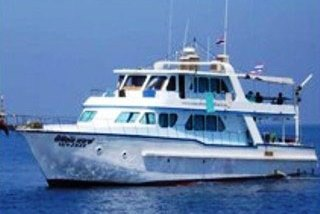 Burma liveaboards, MV Jazz