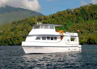 Eco Divers' MV Nautica