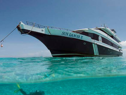 Discover our Belize liveaboard adventure opportunities