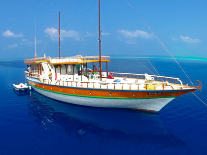 Discover our Maldives Outer Atolls liveaboard adventure opportunities