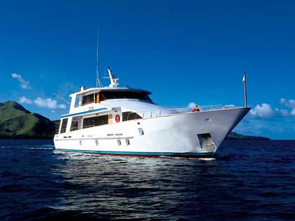 Discover our Fiji liveaboard adventure opportunities