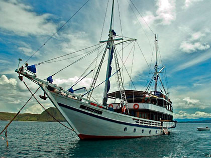 Discover our Indonesian liveaboard adventure opportunities