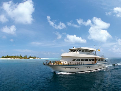 Discover our Maldives liveaboard adventure opportunities