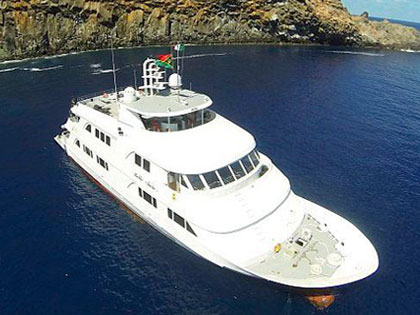 Discover our Mexico liveaboard adventure opportunities