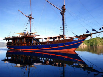 Discover our Komodo liveaboard adventure opportunities