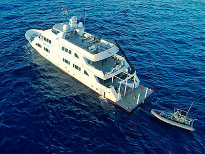 Discover our Socorro liveaboard adventure opportunities