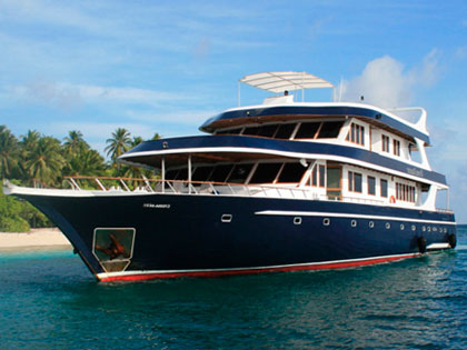 Discover our Maldives Central Atolls liveaboard adventure opportunities