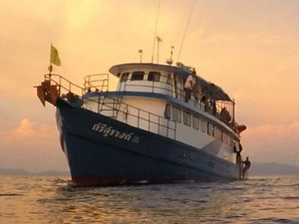 Discover our Hin Daeng and Hin Muang liveaboard adventure opportunities