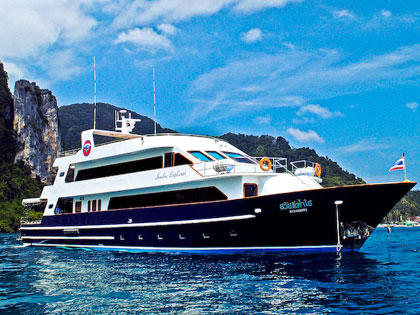 Discover our Similan liveaboard adventure opportunities