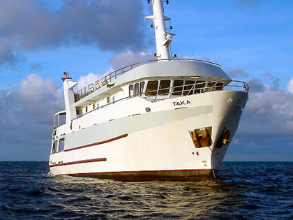 Discover our Coral Sea liveaboard adventure opportunities