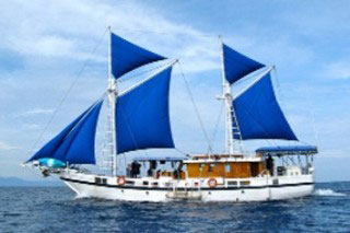West Papua liveaboards: the Mandarin Siren, Raja Ampat