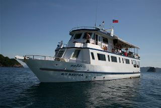 MV Nautica - Dive Burma and Thailand in style