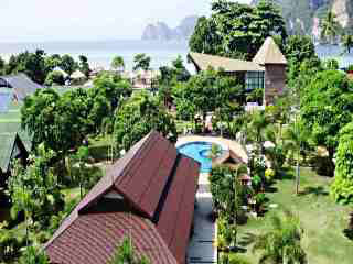 The Phi Phi Andaman Legacy Resort, Phi Phi Islands, Thailand