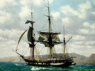 The Beagle, Charles Darwin's ship of exploration
