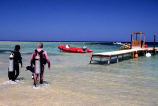 Shore diving in Marsa Alam, the southern Red Sea - photo copyright of Egypt Tourism [photographer: CHICUREL Arnaud/hemis.fr]