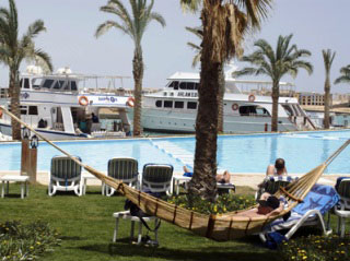 Red Sea liveaboards at Port Ghalib - photo copyright of Egypt Tourism [photographer: CHICUREL Arnaud/hemis.fr]