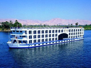 Nile River Cruises are a popular way to visit many of Egypt's historical sites
