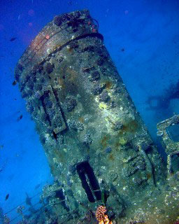 Dive the Red Sea's Giannis D in Hurghada - photo courtesy of Ashraf Hassanin