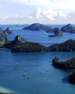 Ang Thong National Park, Surat Thani
