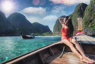Thailand Resorts Phi Phi Island