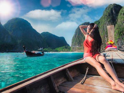 More details on these Phi Phi day trip options