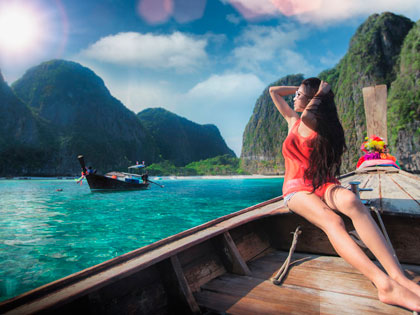 More details on these dive resort options for the Phi Phi Islands