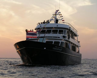 Thailand liveaboard diving