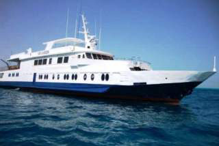 Egypt diving safaris in the Red Sea with the Sea Queen